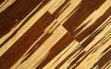 Natürliche Bambusfaser-Technologie-Bambusbodenbelag