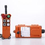 Telecomandi senza fili industriali doppi di velocità F21-4D per la gru della gru