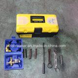 開いた小型側面の/TopかPC01-1掘削機のためのボックスタイプ油圧石のブレーカ