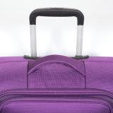 2018 Nouvelle conception EVA Polyester valise trolley de voyage