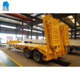 Titaan 2 Semi Aanhangwagen van het Bed van Assen de Lage voor Verkoop