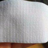 De Elastische Singelband van de Rek van de polyester met Ogen Geschikt voor de Band van de Klitband