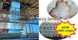 0.1mm-2.0mmの厚さASTMの標準HDPE水貯蔵タンクの使用のGeomembraneはさみ金