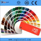Acier galvanisé prélaqué prix d'usine bobine bobine en acier recouvert de couleur