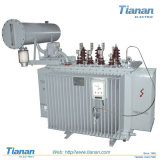 10~35kv Power Transformer, Furnace / Rectifier Transformer / Oil Immersed Power Transformer