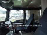 Carro del rectángulo de Sinotruk HOWO 141HP 5t Van ligero para la venta