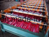 形作る屋根ふきシートのステップタイルロール機械に熱い販売をする