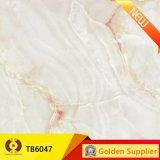 Azulejo de mármol Polished de la piedra del suelo de la porcelana de la mirada (TB6042)