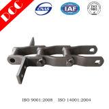 Transportband van de Rol van de Techniek van het staal de Industriële Gelaste (DCC)