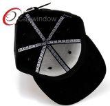 革が付いている急な回復の帽子、Hip Hop様式