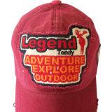 Lavou Nice Dad Hat Cap com logotipo levantada Gj1709c