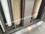 Baixa-e máquina de lavar de vidro com estrutura superior aberta