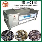 Equipamento de processamento de crustáceos e moluscos máquina de lavar roupa Limpeza