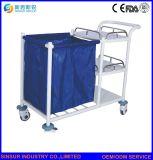 Gekennzeichnete Krankenhaus-Möbel ABS medizinischer Gebrauch-vielseitige medizinische Krankenpflege-Laufkatze