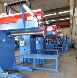 電流を通された鋼鉄タンクのための自動溶接機械
