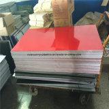 Лист ABS цены сырья двойного цвета пластичный, двойной лист ABS цвета для лазера и CNC
