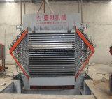 Machine de dessiccateur de placage de contre-plaqué dans les machines pour le contre-plaqué