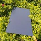 L'Australie PVDF ACP de flexion de panneaux muraux de revêtement en aluminium argenté