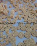 Ceramische Filter van het Schuim van het zirconiumdioxyde de Poreuze voor Filtratie
