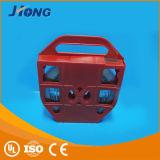 Het Verbinden van het roestvrij staal met de Plastic Doos van de Automaat