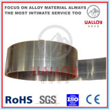 Cr23al5/Alchrome Dkは物質的な抵抗の電気平らな暖房ワイヤーを合金にする