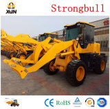 cargadora de ruedas ZL22 de 2,2 toneladas de equipos de construcción de carretera