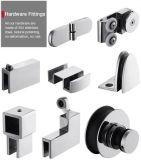 Bathroom Shower Diamond Shape Stainless Steel Shower Door 800*800