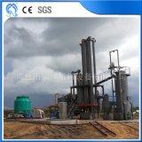 centrale elettrica del gassificatore della biomassa del residuo della lavorazione del legno del generatore di 1MW Syngas