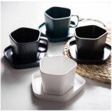 Kreativer keramischer Mattkessel-nordischer Art-Tee-Potenziometer-Kaffee-Potenziometer