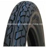 기관자전차는 좋은 가격을%s 가진 튼튼한 까만 기관자전차 타이어 3.00-18를 분해한다