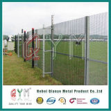 Anti-Arrampicare la barriera di sicurezza della prigione della rete fissa del reticolato di saldatura della rete fissa