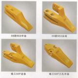 Dents de position pour des excavatrices