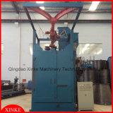 Doppia strumentazione automatica di pulizia di granigliatura dell'amo