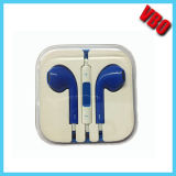 para el auricular del auricular del iPhone 4/4s 5 5s 5c MP3 hecho en China