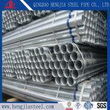 Galvanizado de acero al carbono tubo soldado andamios