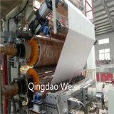 Máquina de mármol de la protuberancia de la maquinaria de la protuberancia de la hoja del PVC UPVC