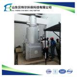 Forno da incineração do lixo do combustível do LPG na cremação inoperante da carcaça de porco
