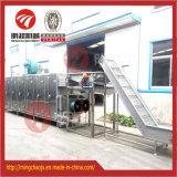 Túnel-Tipo equipamento de secagem de aço inoxidável de ar quente para a venda