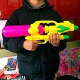 بلاستيكيّة [وتر غن] بندقيّة لعبة لأنّ جدي ترقية