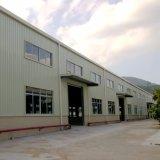Estructura de acero del diseño del edificio de la fábrica del edificio de marco de acero para el taller