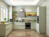 山東の家具の工場既製の現代食器棚