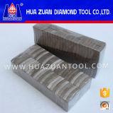 Cutting Concrete를 위한 다이아몬드 Drill Segment