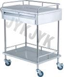 Treatment medico Trolley con Un Drawer