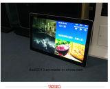 """55 """" joueur commercial d'annonce d'affichage à cristaux liquides de contact du kiosque HD IR d'OEM de pouce"""