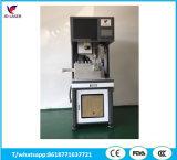 Máquina del laser Marking&Engraving del color de la fibra para el acero inoxidable