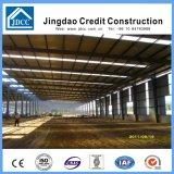 Colorir o edifício da fábrica da construção de aço da placa de aço