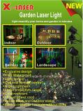 La décoration de Noël fournit le projecteur rouge de laser de vert de nuit d'étoile de jardin neuf de lumière