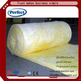 建築材料のグラスウール毛布