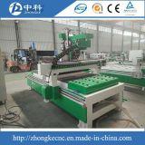 Jinan Zhongke CNC-Holzbearbeitung, die Maschine/pneumatischen 4 Köpfe CNC-Fräser schnitzt