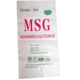 Sacchetto materiale trasparente del prodotto chimico dell'immondizia dei rifiuti tessuto pp della plastica